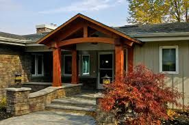 Image Result For Extend Front Porch Without Changing Roof Line House With Porch House Exterior Front Porch Columns