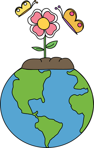 earth day clipart black and white earth day clip art free earth rh pinterest com