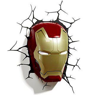 Marvel Avengers Spider Man Hand 3d Deco Wandlampe Nachtleuchte Nachtlicht Amazon De Beleuchtung Nachtleuchte Avengers Schlafzimmer Led Wandleuchten