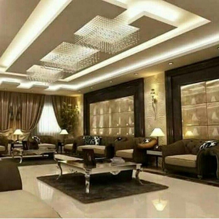 65 New False Ceilings With Cove Lighting Design For Living Room Ceiling Design Living Room Bedroom False Ceiling Design Ceiling Design Bedroom