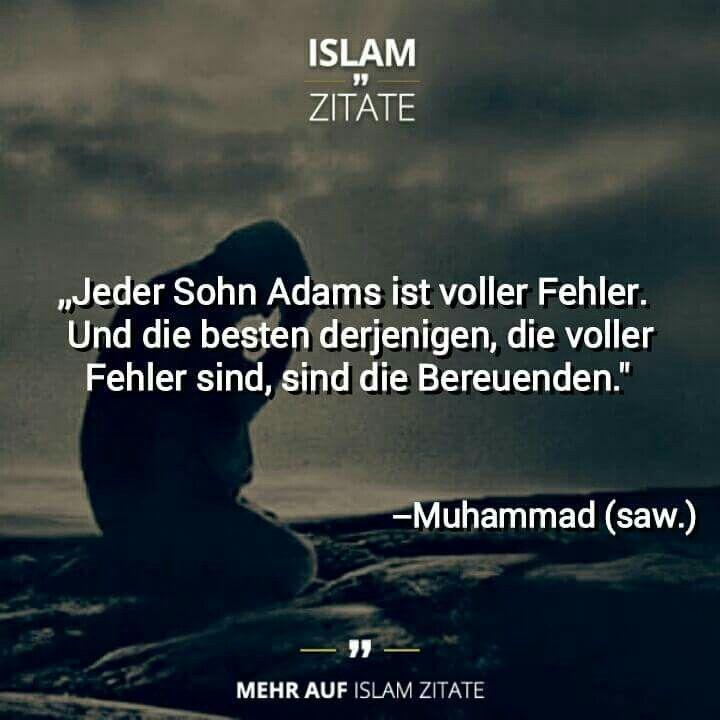 Pin von Ali Serdar auf Muhammed (sav)/ محمد   Zitate