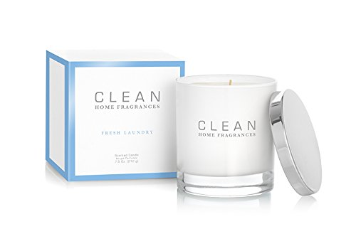 Clean Home Fragrances Candle Fresh Laundry Home Fragrances
