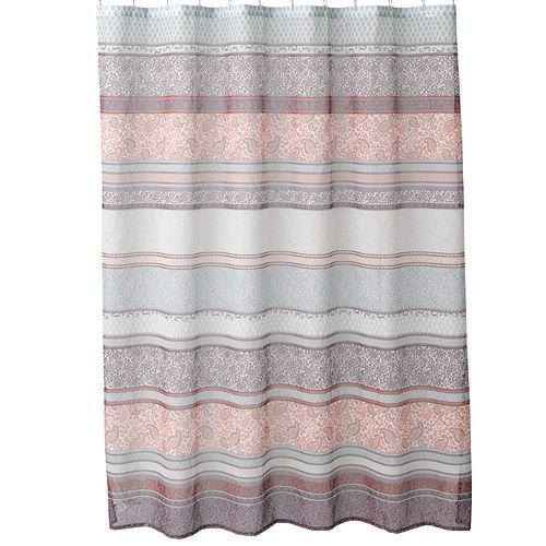 Home Classics Meduri Paisley Shower Curtain | Home | My Style ...
