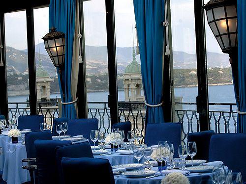 Hotel De Paris Le Grill Restaurant Monte Carlo Monaco
