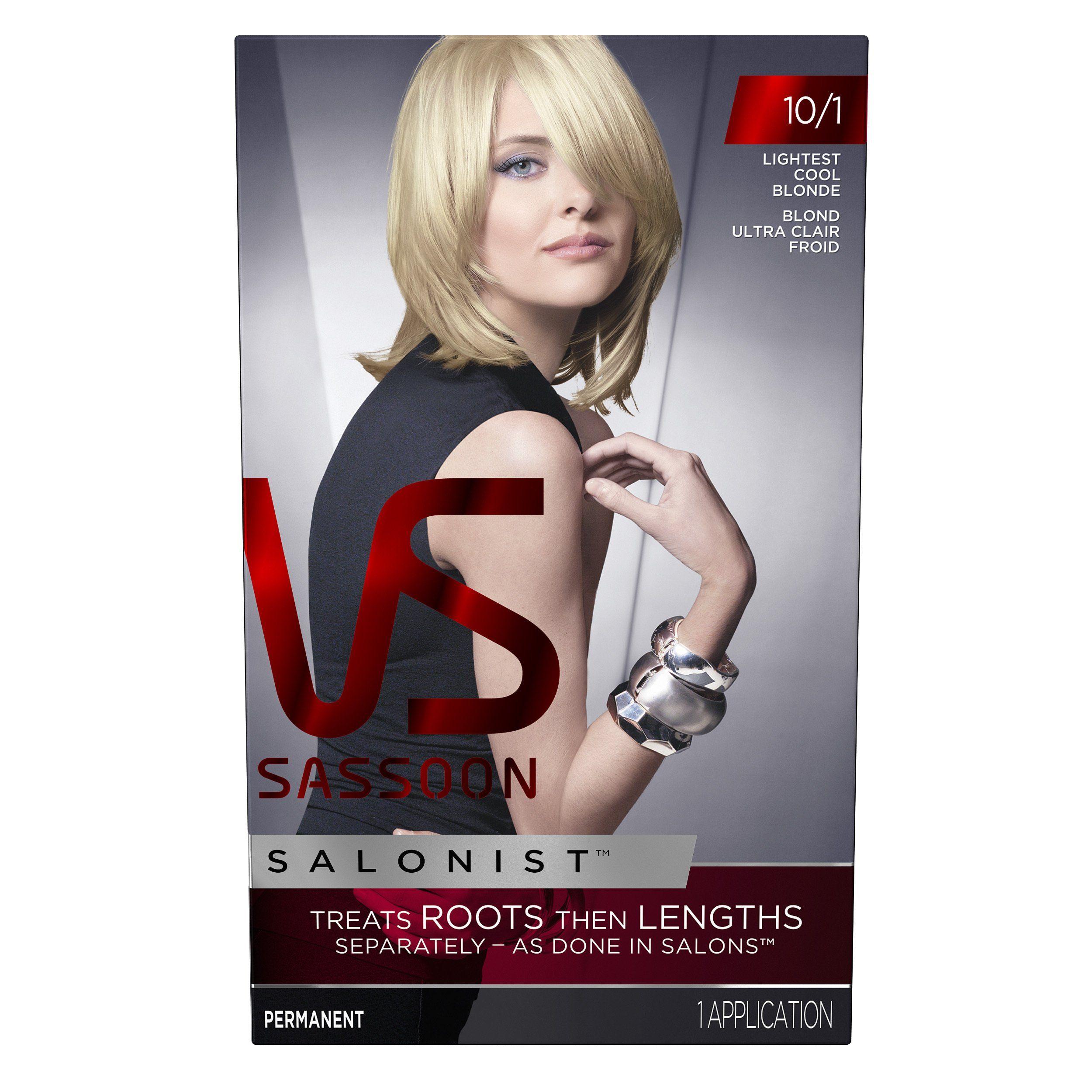Park Art My WordPress Blog_Vidal Sassoon 5vr Hair Color