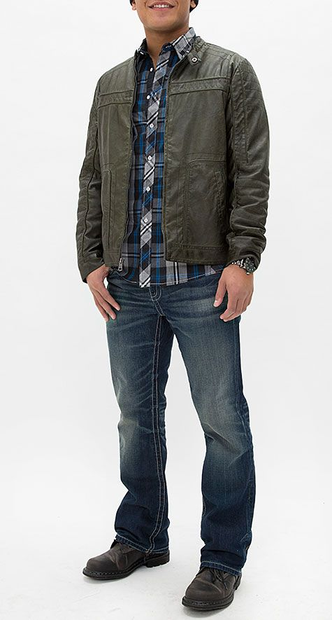 Dress The Part - Men's Outfits | Buckle.com