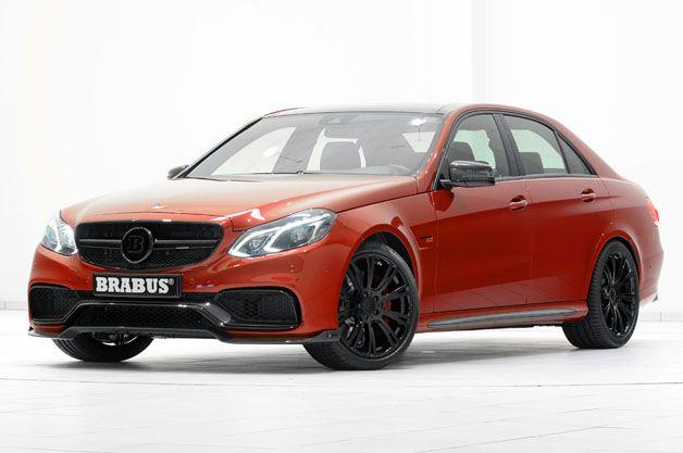 Brabus Tunes Mercedes E63 To 850 Horsepower Mercedes Sedan Mercedes Benz E63 Amg Mercedes Car