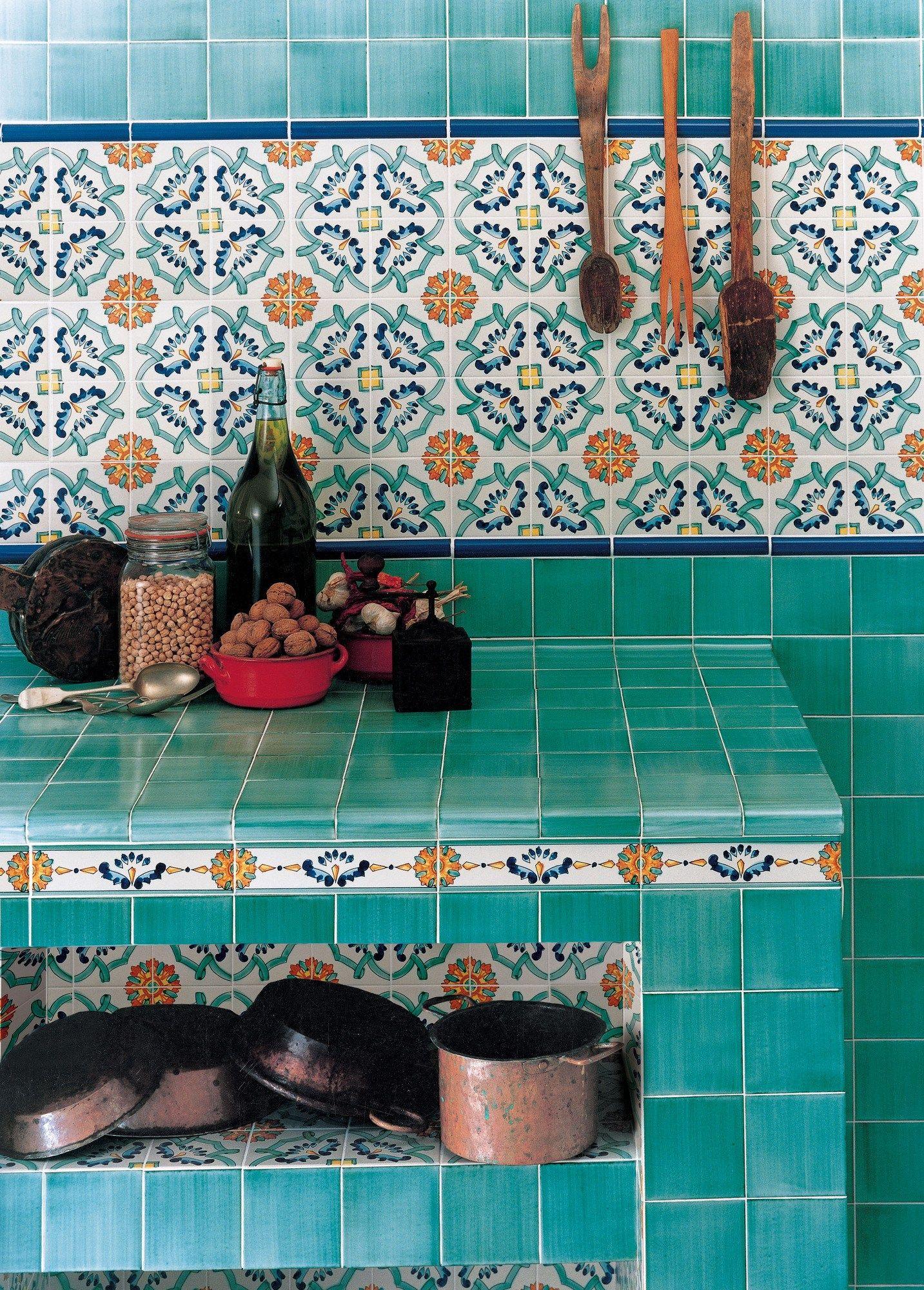 Revestimiento de pared / pavimento de cerámica CLASSICO VIETRI MARIA ...