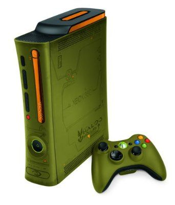 Xbox 360 Console Halo 3 Special Edition With Hdmi Http Www