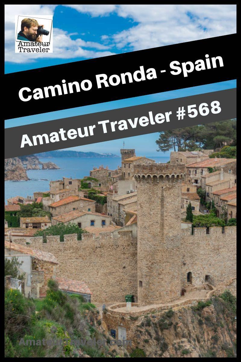 Camino De Ronda Hiking In Northern Spain Podcast Ronda Spain