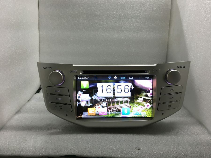 quad core Android 6 0 Car DVD player for lexus rx300,rx330