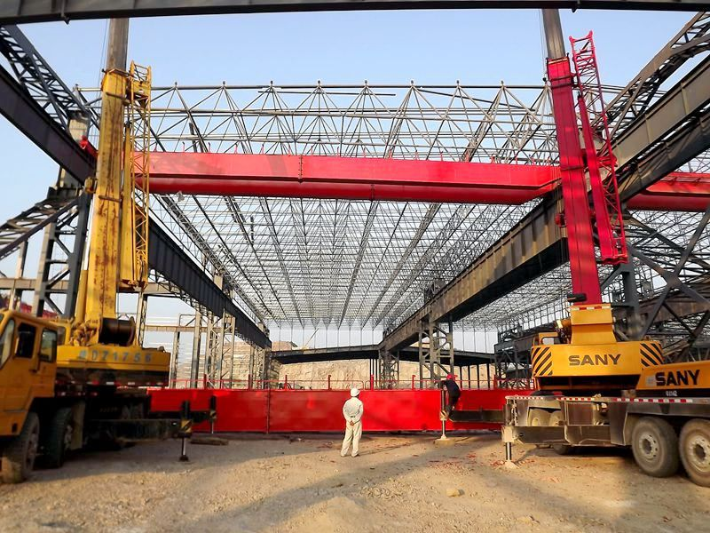 Overhead crane installation Company: Zhengzhou Huazhong Construction Machinery Co., Ltd. ( short for ZZHZ )   Sales Manager: Amy Zheng Email: zzhz114@gmail.com Mobile: 86-13676949605 Tel: 86-371-68000000 Skype: amy.jones966