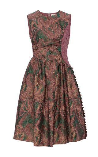 Malhia Kent Dress by LEUR LOGETTE for Preorder on Moda Operandi