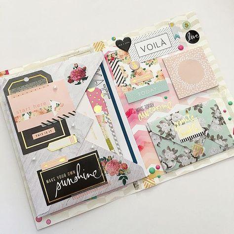 Pin von a s auf midori travelers notebook pinterest - Fotoalbum selbst gestalten ...