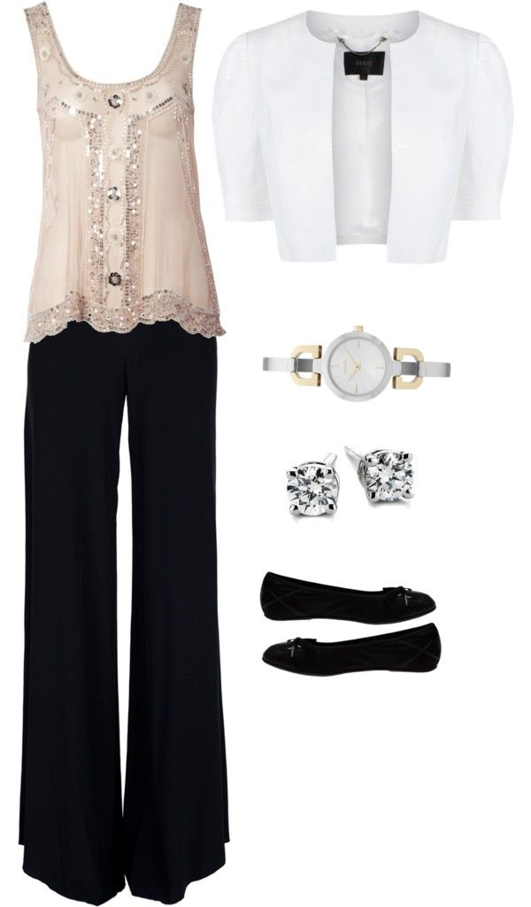 Fancy Teacher, created by kkerr on Polyvore