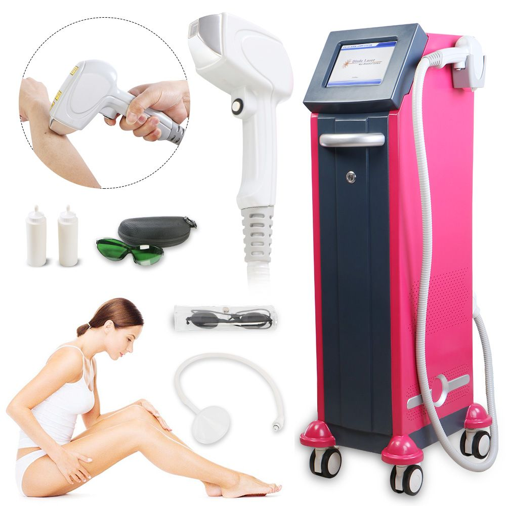 HRAS30 Professional Standing 808nm Dioded Laser Painless