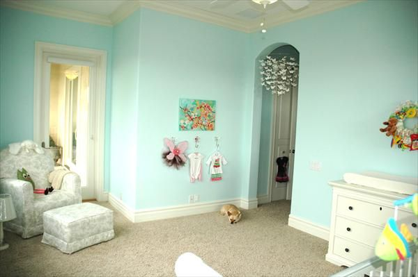Best Master Bedroom Option 1 Sherwin Williams Bouyant Blue 400 x 300