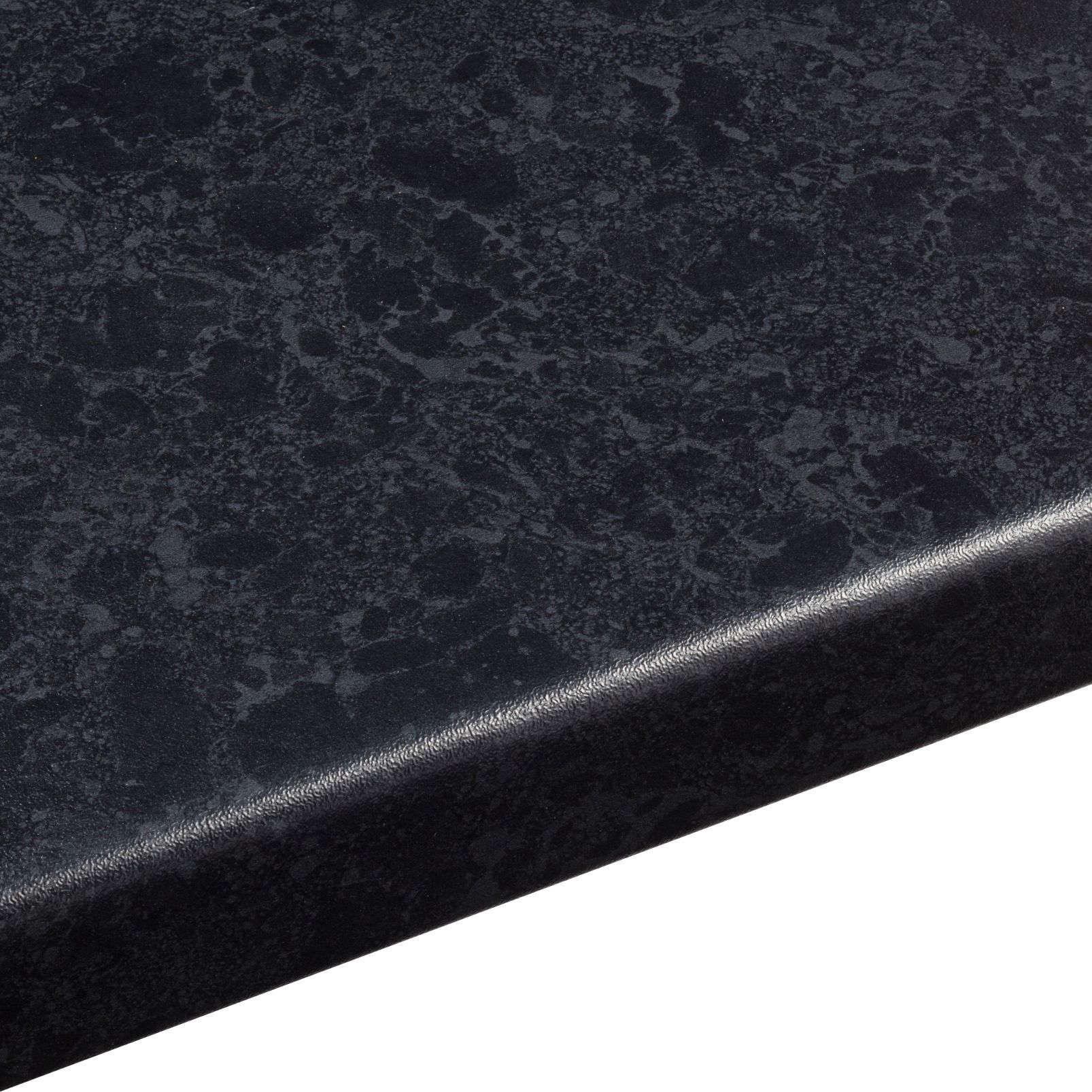 38mm b u0026q midnight granite satin round edge kitchen worktop l 3m