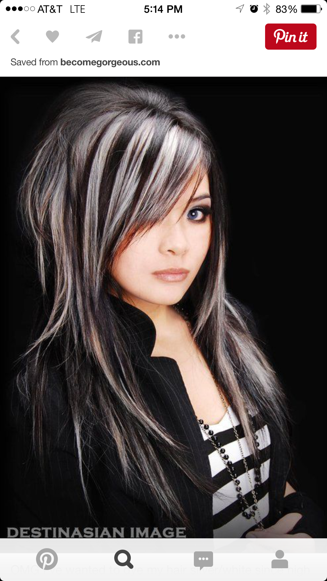Pin By Francophile On Fifty Shades Of Gray Pinterest Hair