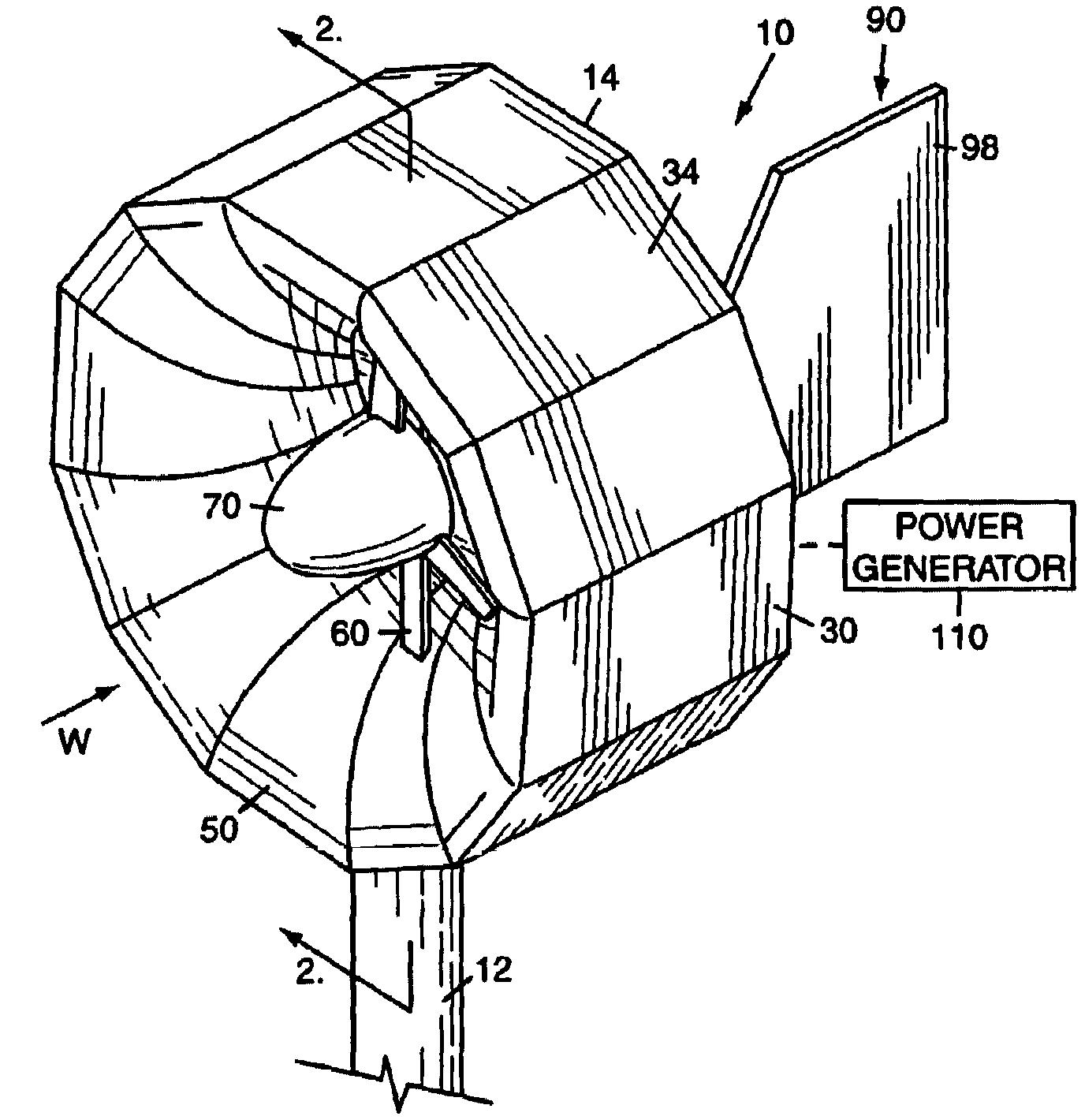 Wind Turbine Wiring