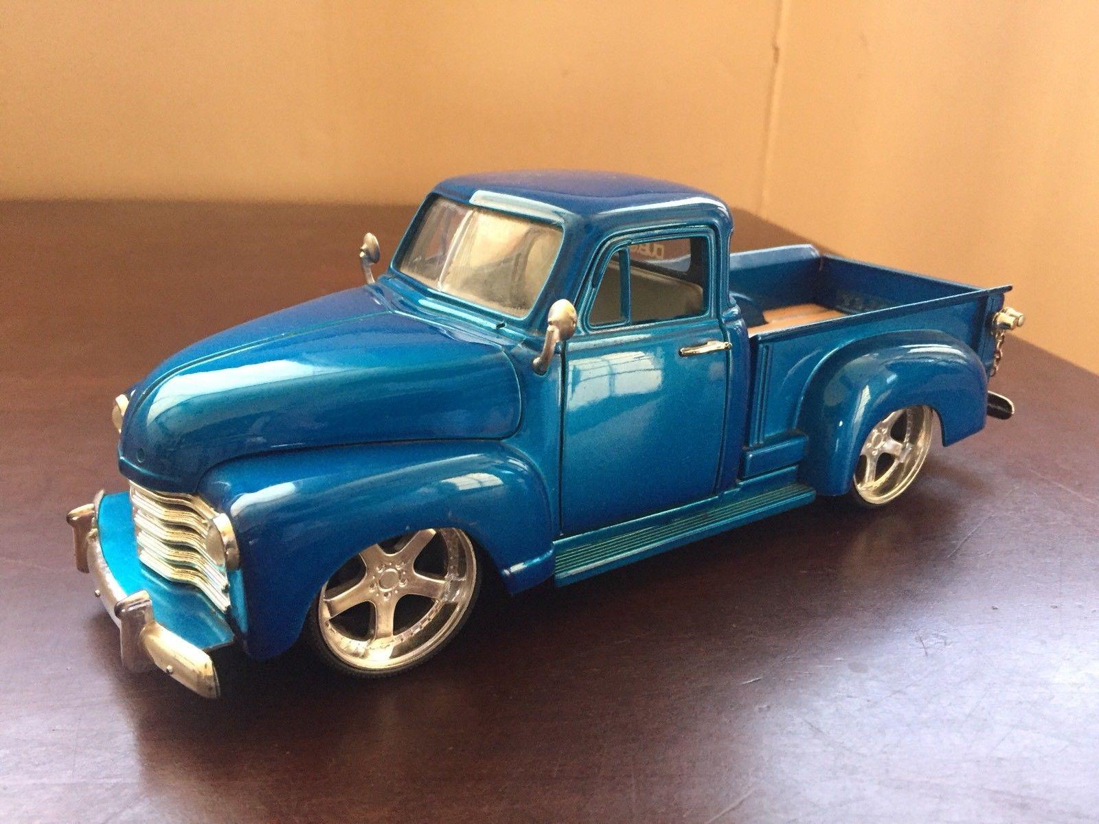 Jada car toys   Chevy Pick Up Truck Jada Toys Dub City   Jada and Toy