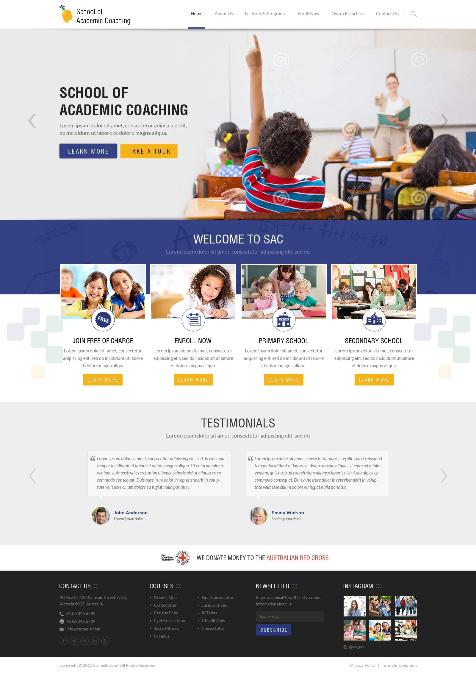 Design 131 By Omguys Designing An Australian Tutoring Franchise Company Primary School Coaching Franchise Ideas