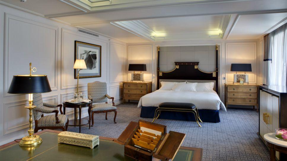 Hotel villa magna madrid pinterest villas and hotels - Hotel villamagna en madrid ...