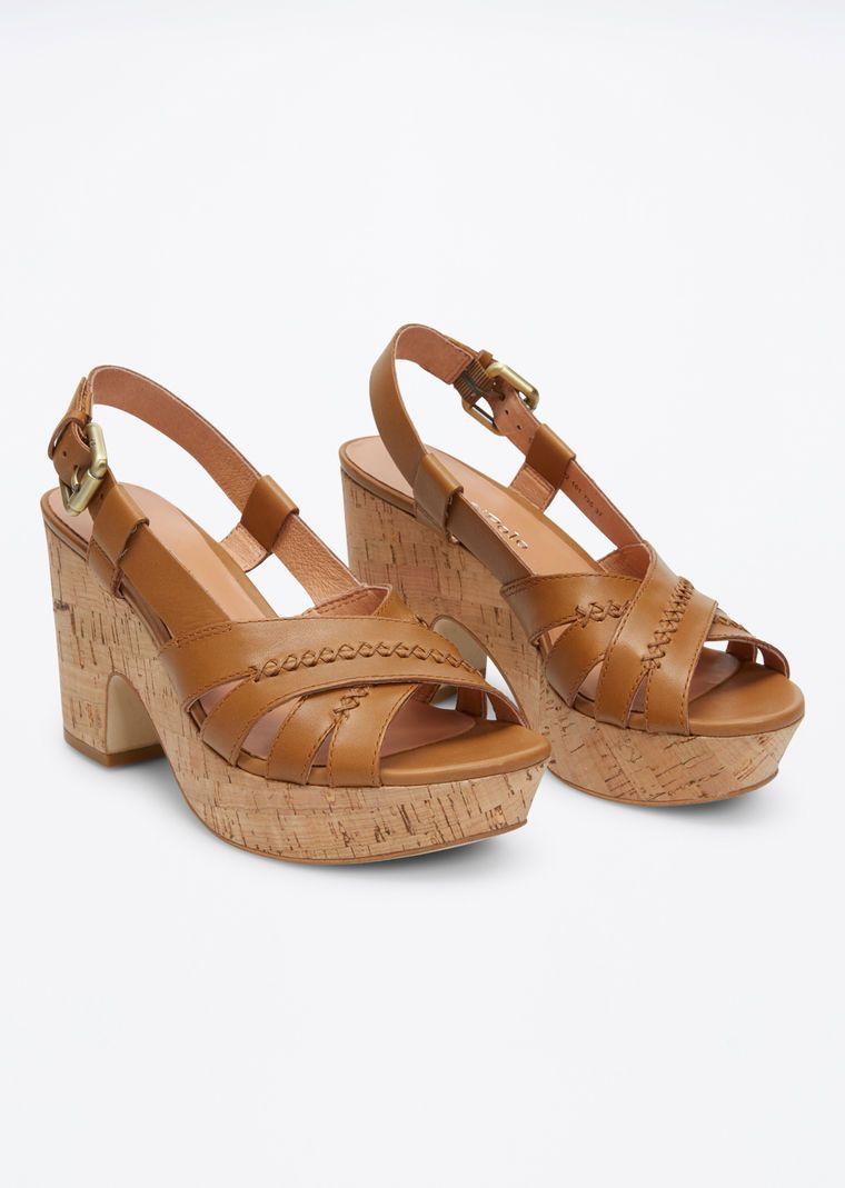 Dolce Vita Sandalette Lederschuhe Damenschuhe Dame YBcWG0