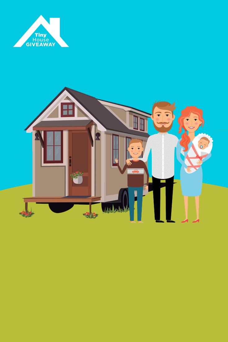 With a tiny house comes big adventure! Enter our sweepstakes for the