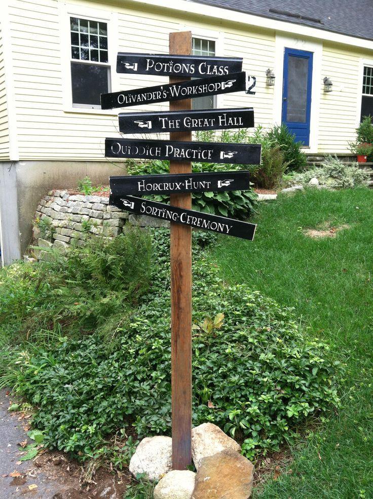 HP Signpost.