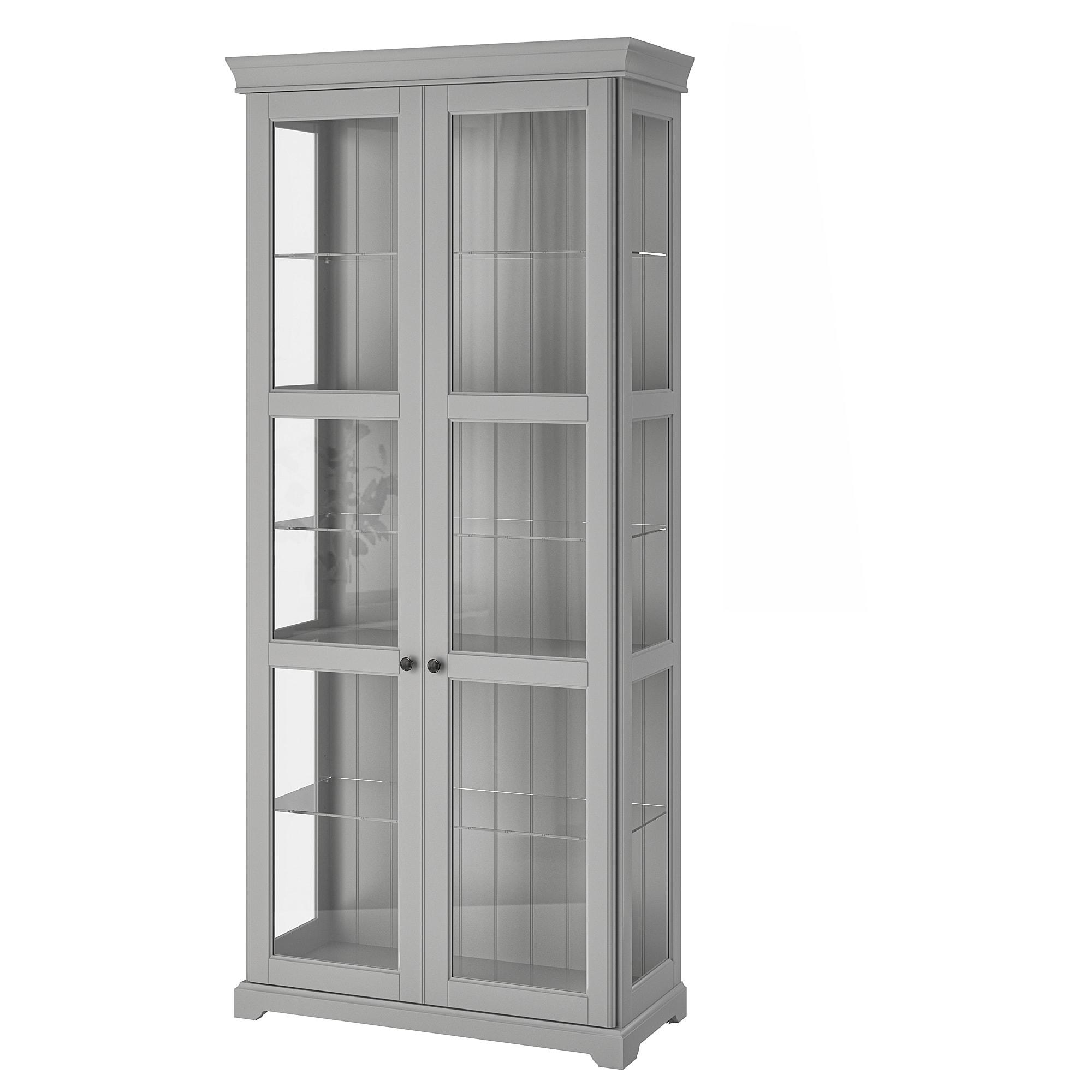 Ikea Us Furniture And Home Furnishings Glass Cabinet Doors Cabinet Decor Liatorp