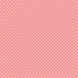 Yellow Polkadot With Pink Background 12 X 12 Inch Printable I Designed Scrapbook Background Retro Printables Pattern Paper,Backyard Baby Shower Decorations Outdoor