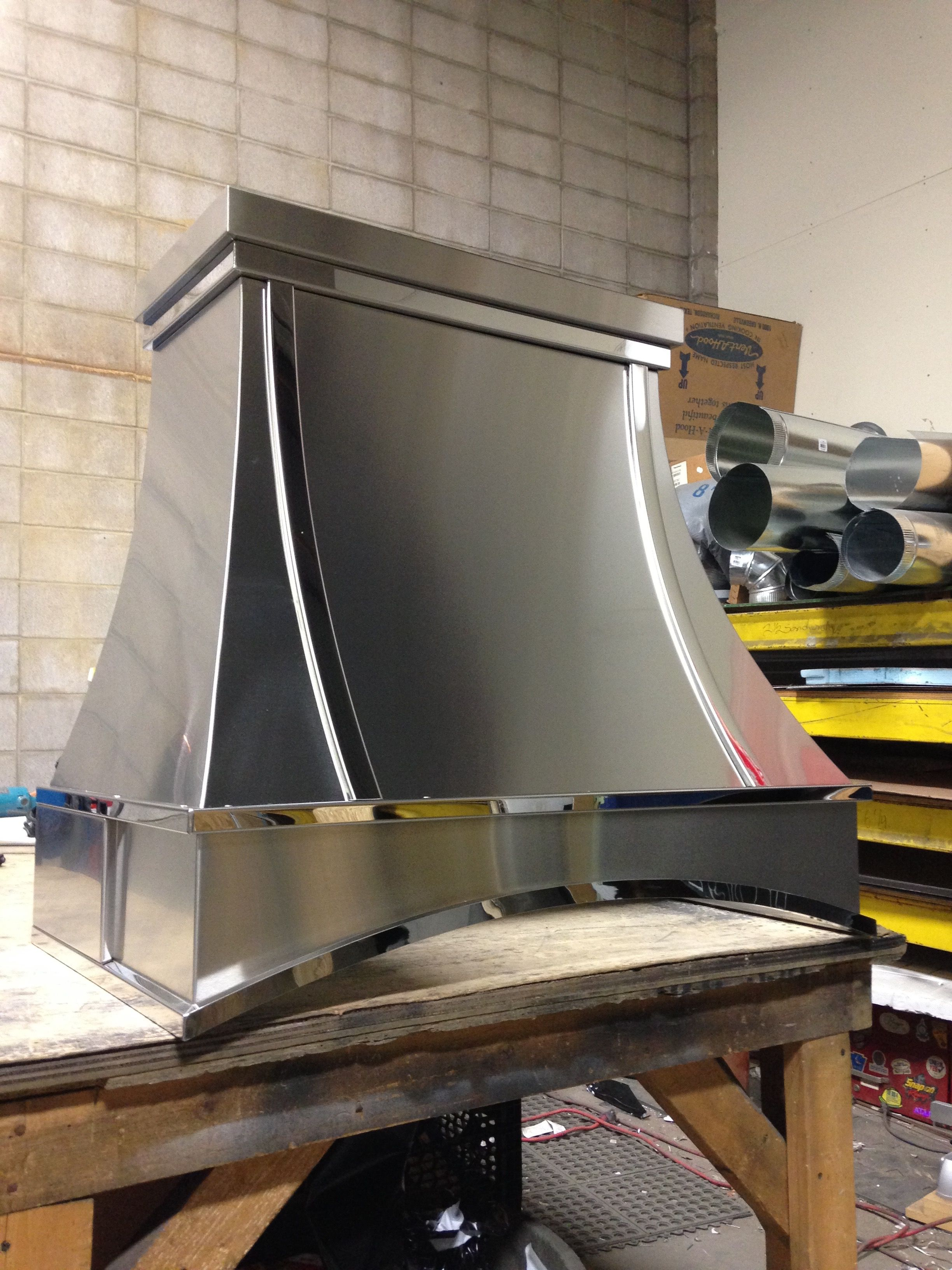 Hoods By Hammersmith Stainless Steel Range Hoods Kitchen Vent