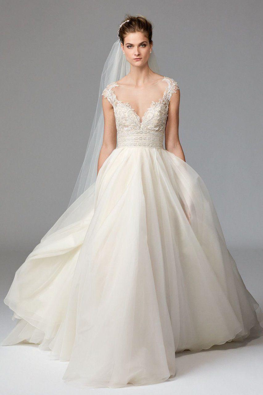 Watters Wedding Dress Azalea Style 1002B   Blush Bridal   Blush ...