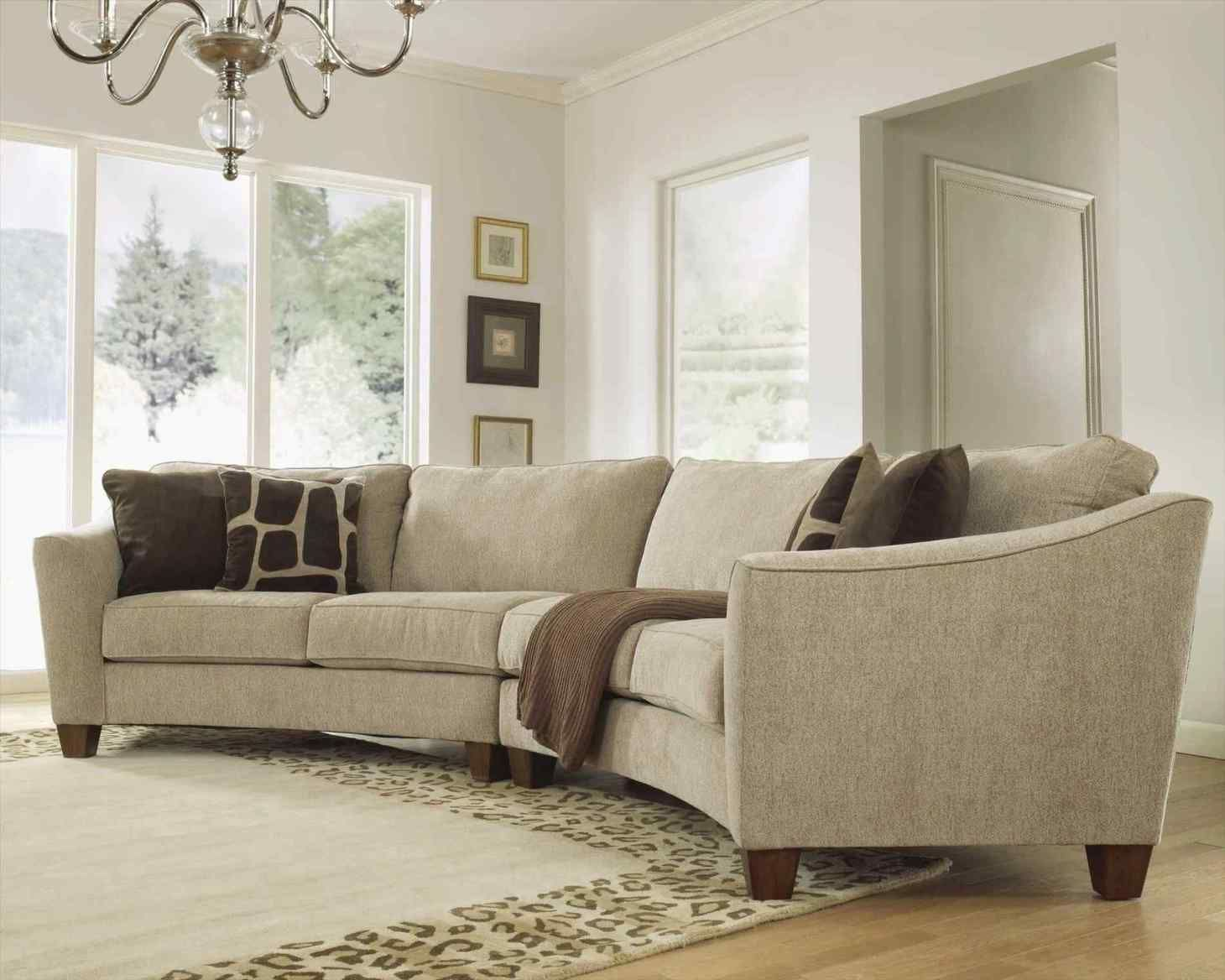 Sectional Curved Sofas For Small Spaces Sofa Curved Couch Designs