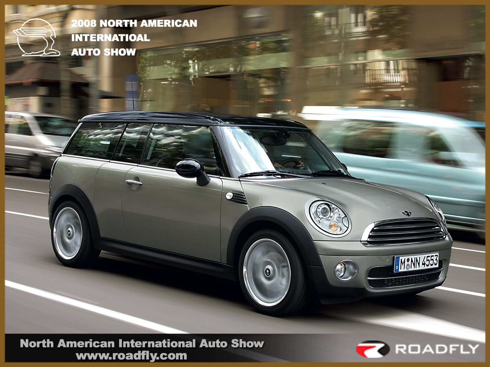 Mini Cooper Clubman Photos News Reviews Specs Car Listings Mini Cooper Clubman Mini Clubman Mini Cooper