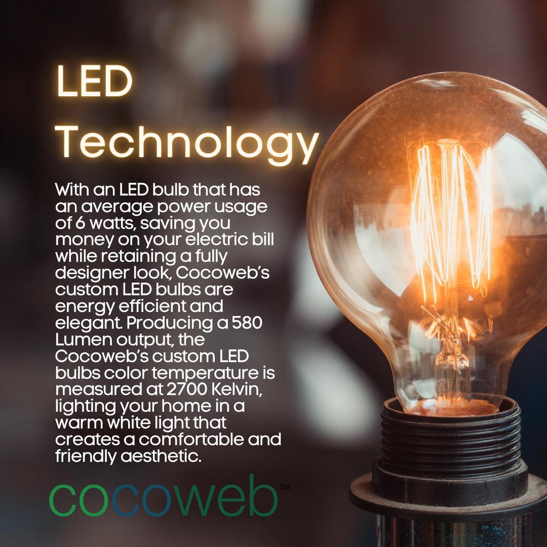 Led Technology In 2020 Led Lights Led Light Fixtures Edison Light Bulbs