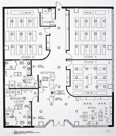 Picture Dance Studio Design Floor Plans Gym Problem Statement My