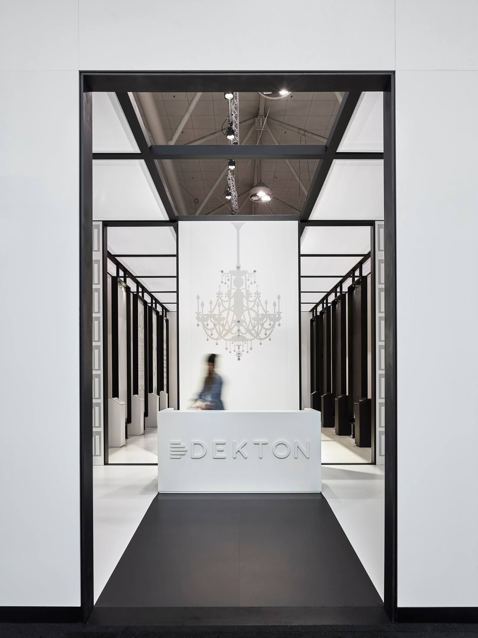 Dekton at the Interior Design Show in Toronto Grupo Cosentino is
