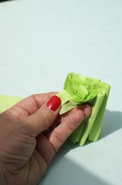 I saw these on the fantastic Oh Happy Day blog and though they'd be perfect for decorating a large space. They are so easy to make,cheap as they are made from crepe paper.    http://ohhappyday.com/category/diy-projects/page/18/