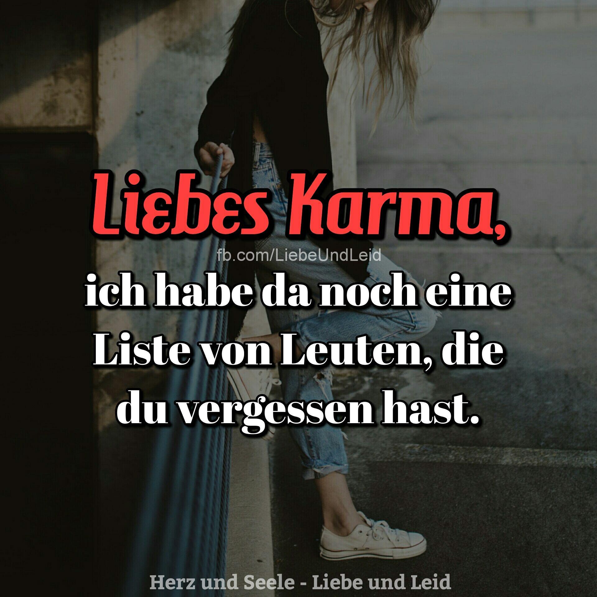 Sprüche zurück karma schlägt 100 Karma