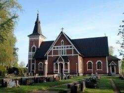 Huittisten seurakunta: Vampulan kirkko