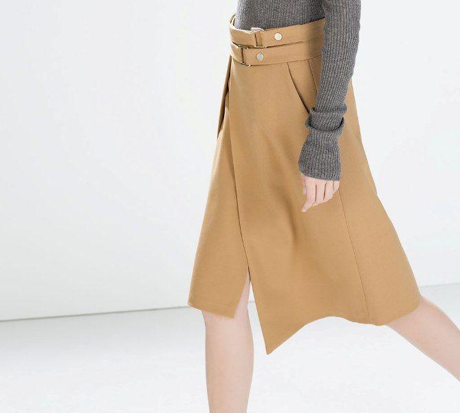 Pet suknji iz Zare koje razbijaju monotoniju