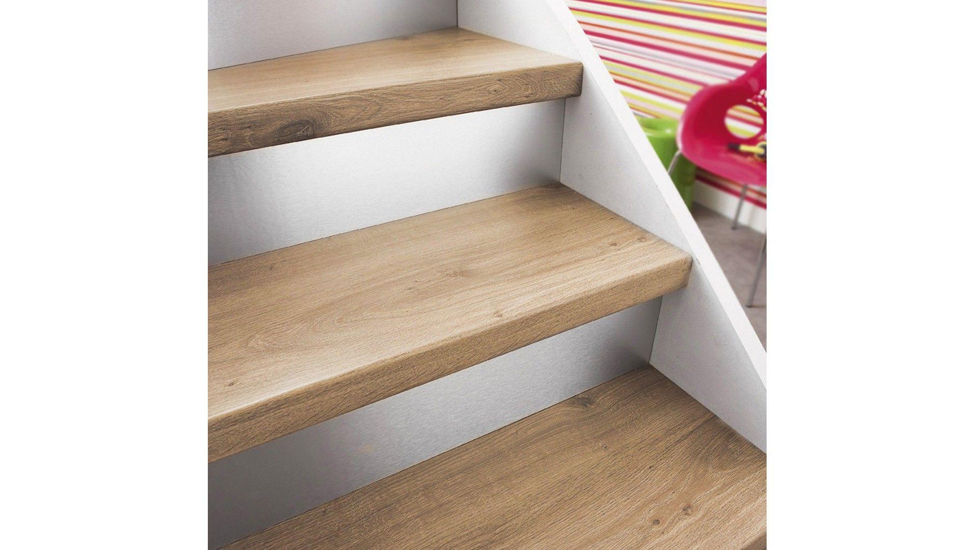 Kit De Marche Renovation D Escalier Chene Clair Habillage Escalier Renovation Escalier Bois Escalier Relooking