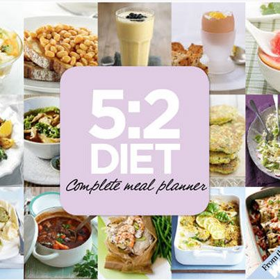 5:2 Diet: 500 calories a day