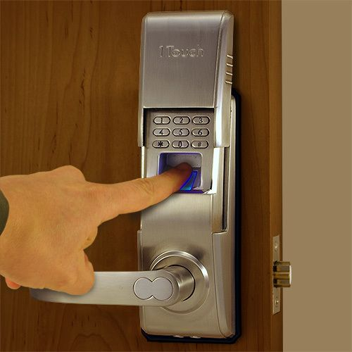 1Touch Evo3 Fingerprint Door Lock & 1Touch Evo3 Fingerprint Door Lock | Doors and House