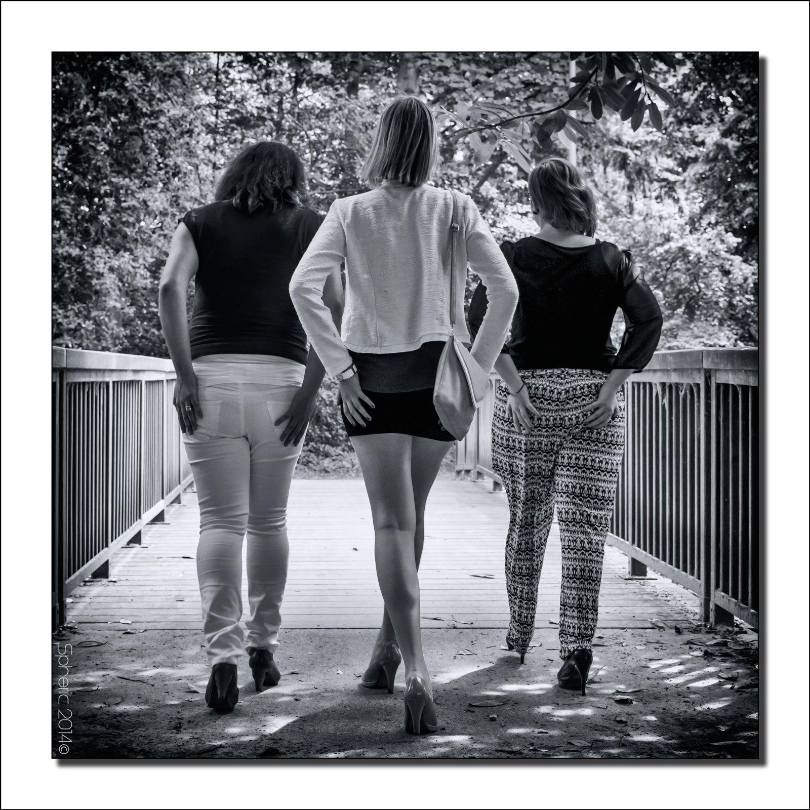 Foto Van 3 Sexy Meiden Misschien Ook Een Idee Voor Vrijgezellen
