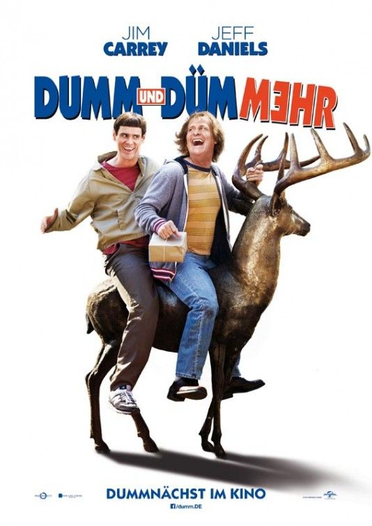 Dumb and Dumber To (2014) | Posters | Films (official