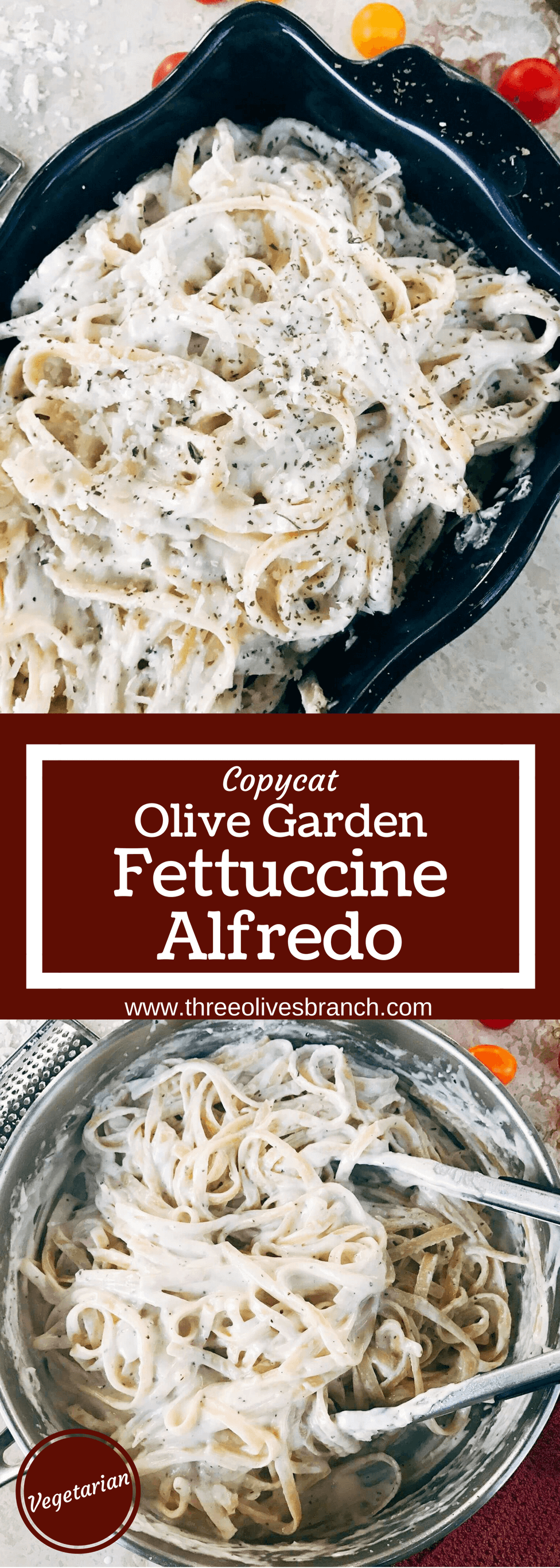 Copycat Olive Garden Fettuccine Alfredo Recipe Food