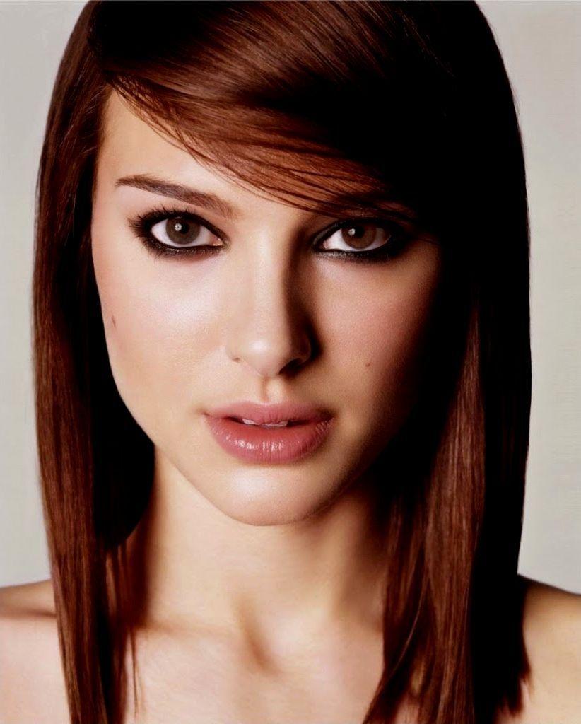 Haarschnitt Für Lockiges Haar Und Rundem Gesicht Frisuren Modelle
